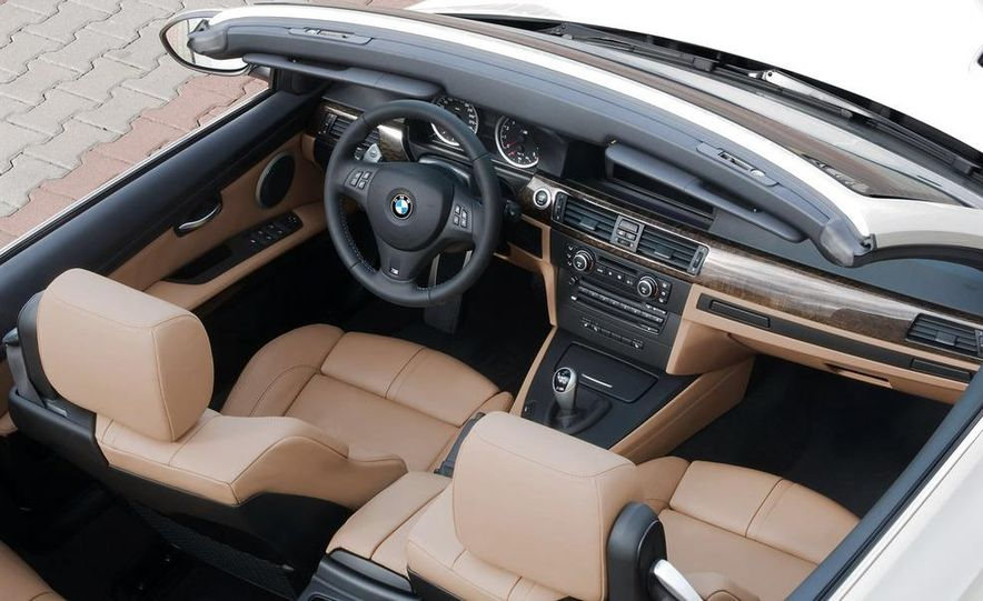 2008 BMW M3 convertible - Slide 2
