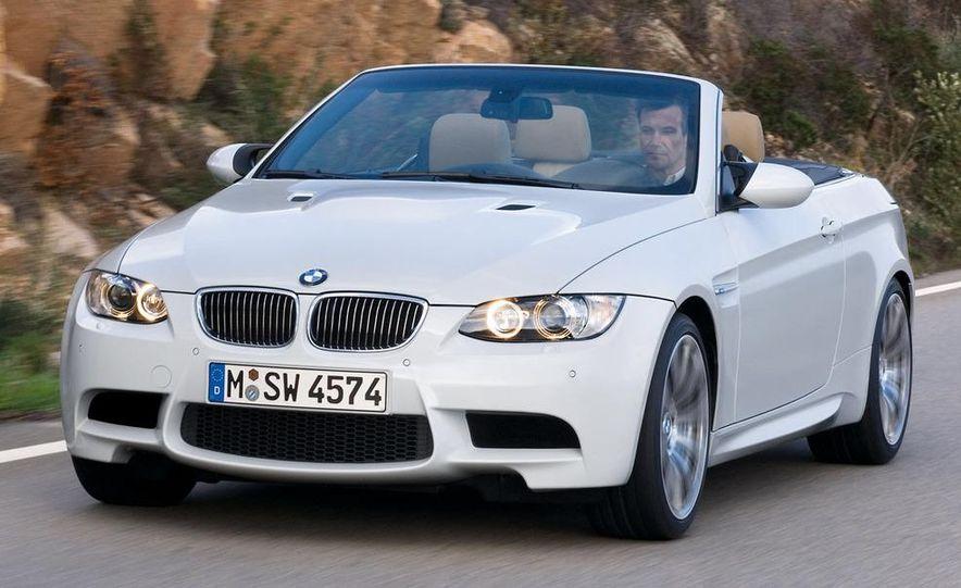 2008 BMW M3 convertible - Slide 4