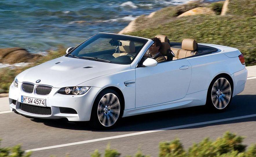 2008 BMW M3 convertible - Slide 10