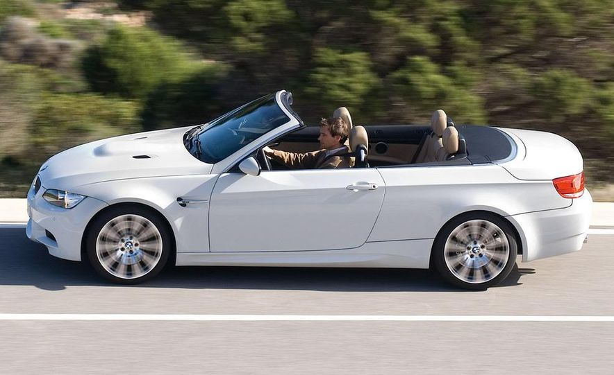 2008 BMW M3 convertible - Slide 11