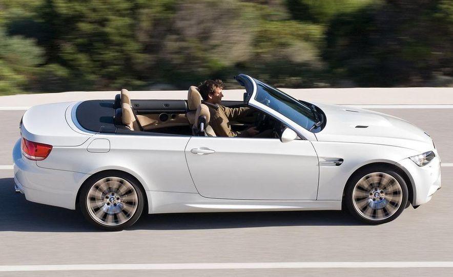 2008 BMW M3 convertible - Slide 13