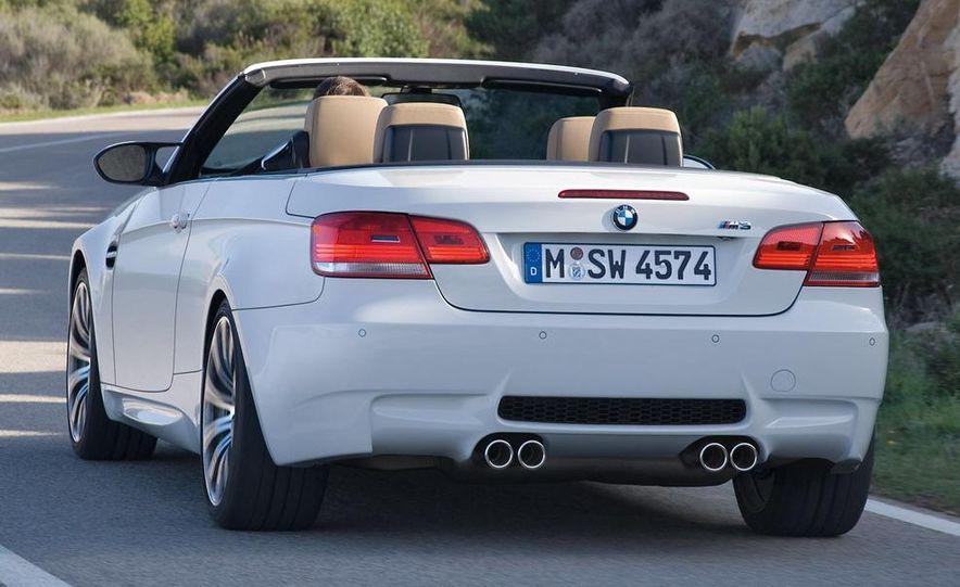 2008 BMW M3 convertible - Slide 14