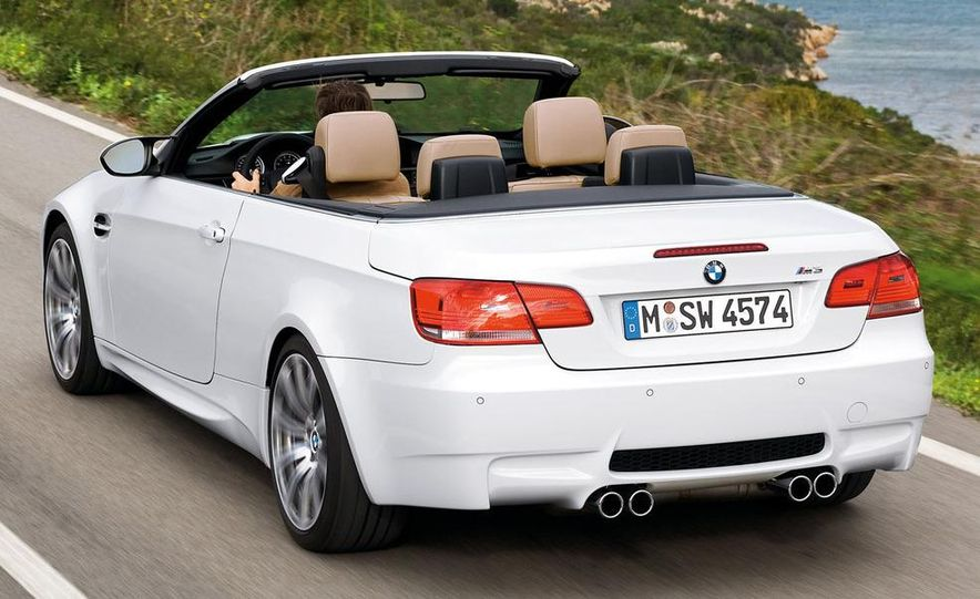2008 BMW M3 convertible - Slide 15