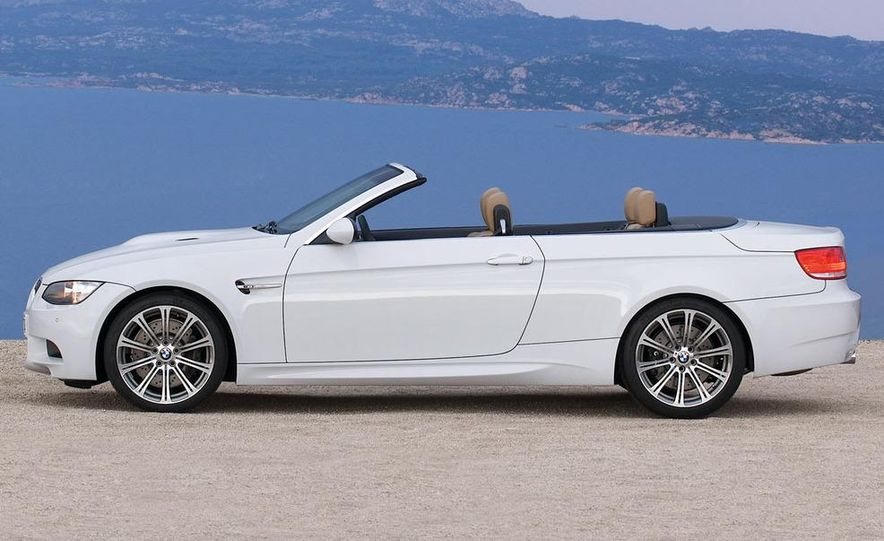 2008 BMW M3 convertible - Slide 18