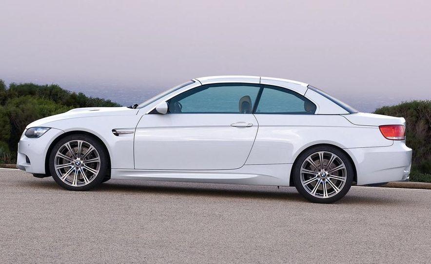 2008 BMW M3 convertible - Slide 19