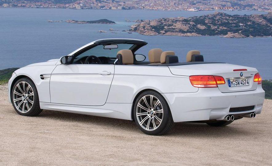 2008 BMW M3 convertible - Slide 20