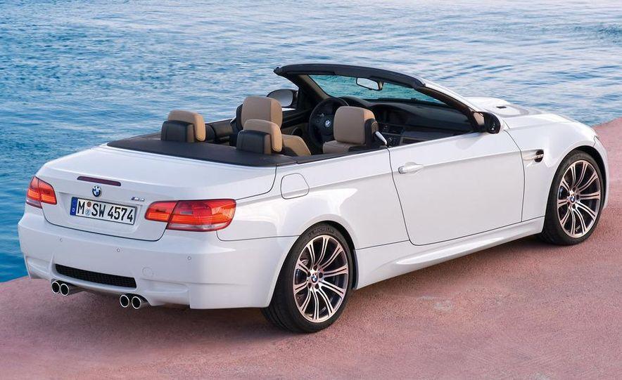 2008 BMW M3 convertible - Slide 21