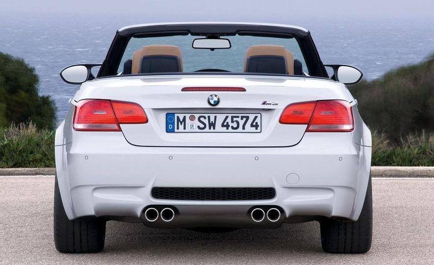 2008 BMW M3 convertible - Slide 22