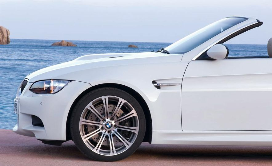 2008 BMW M3 convertible - Slide 23