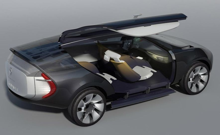 Renault Ondelios concept - Slide 13
