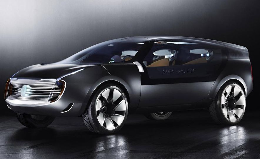 Renault Ondelios concept - Slide 28