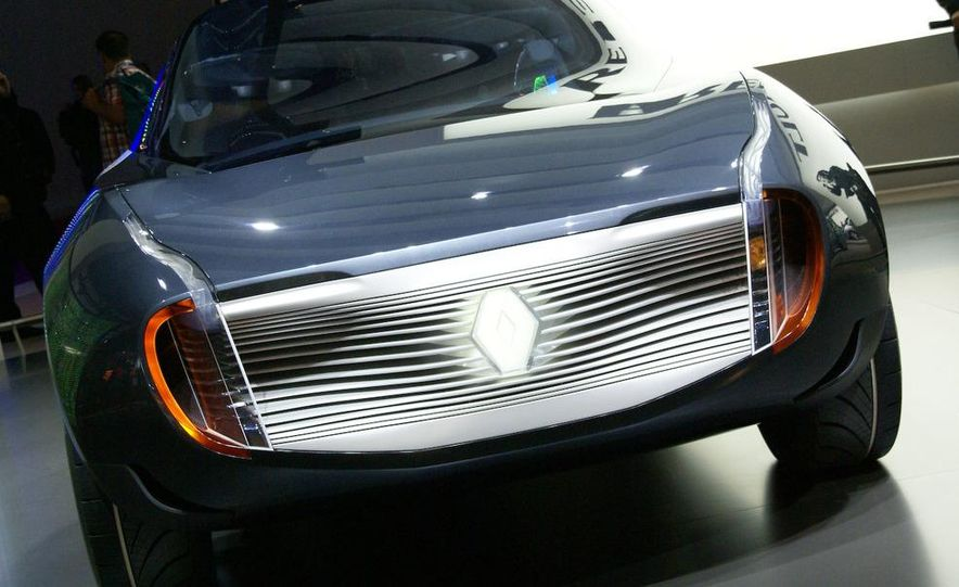 Renault Ondelios concept - Slide 3