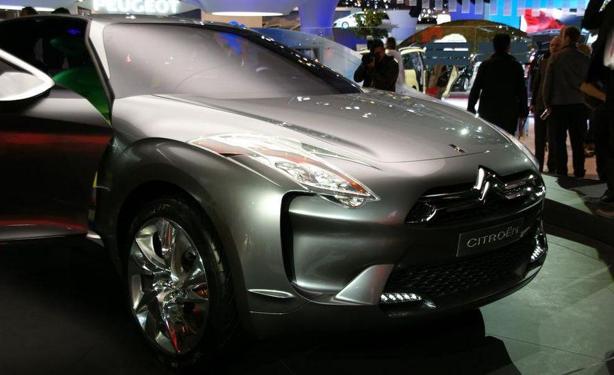 Citroën Hypnos concept - Slide 1