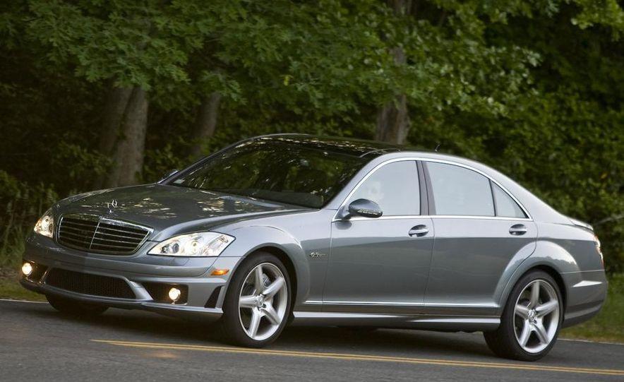 2009 Mercedes-Benz SL63 interior - Slide 32