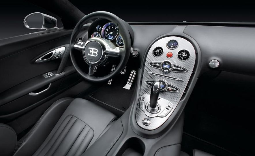 2009 Mercedes-Benz SL63 interior - Slide 49