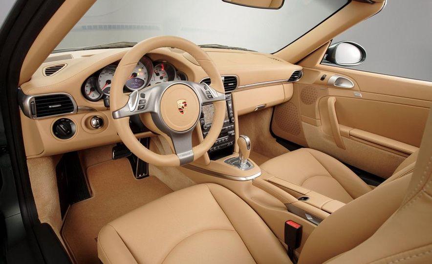 2009 Mercedes-Benz SL63 interior - Slide 10
