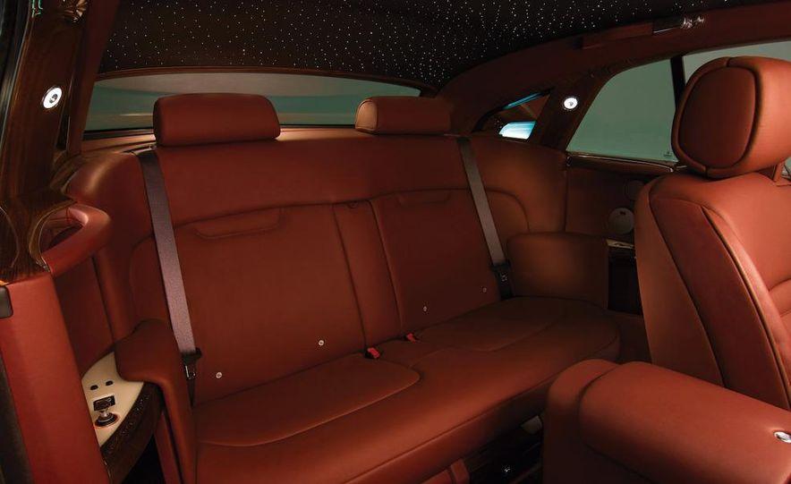 2009 Mercedes-Benz SL63 interior - Slide 18
