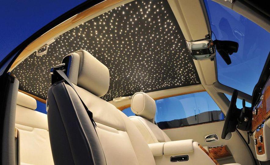 2009 Mercedes-Benz SL63 interior - Slide 13