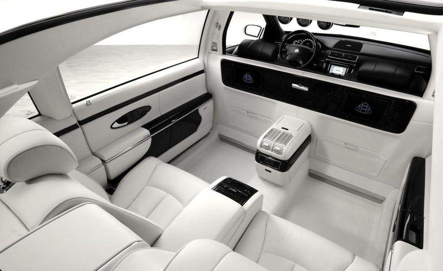2009 Mercedes-Benz SL63 interior - Slide 40