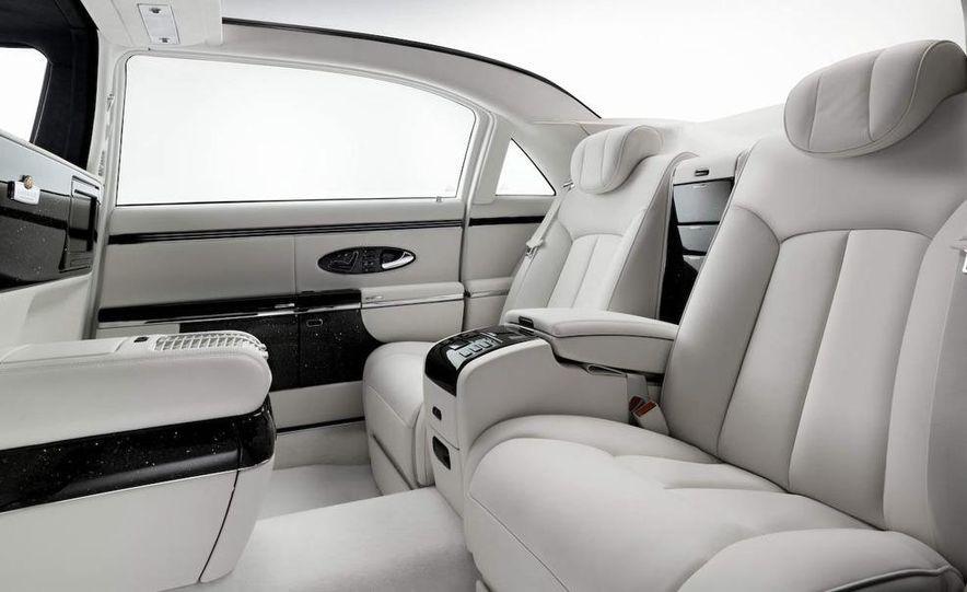 2009 Mercedes-Benz SL63 interior - Slide 41