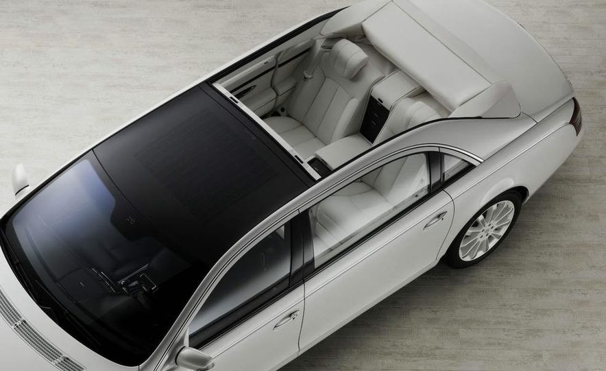 2009 Mercedes-Benz SL63 interior - Slide 38