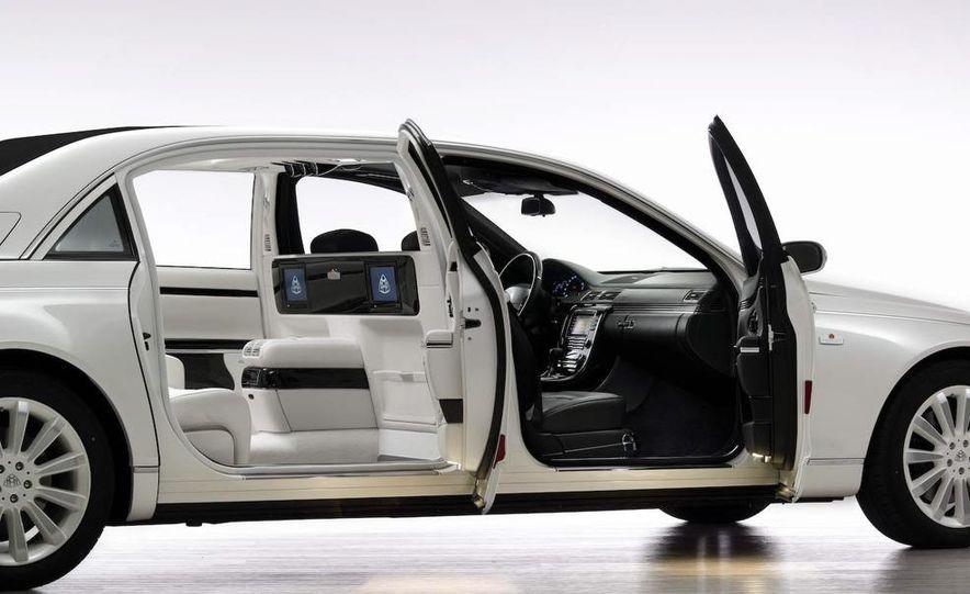 2009 Mercedes-Benz SL63 interior - Slide 39