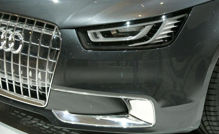 Audi A1 Sportback concept - Slide 3