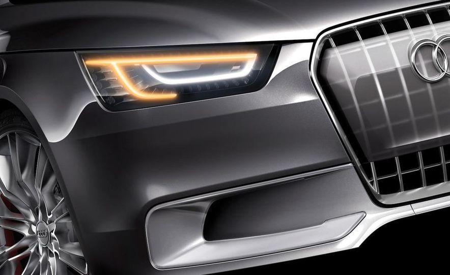 Audi A1 Sportback concept - Slide 39