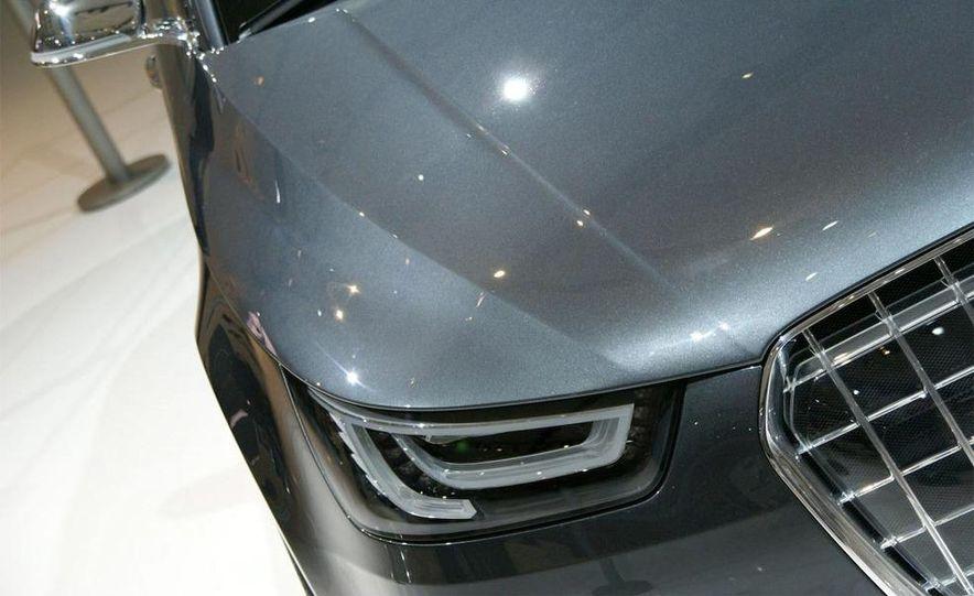 Audi A1 Sportback concept - Slide 20