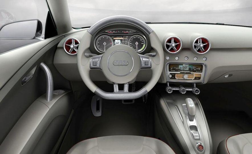 Audi A1 Sportback concept - Slide 41