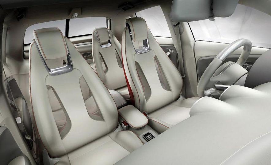 Audi A1 Sportback concept - Slide 42