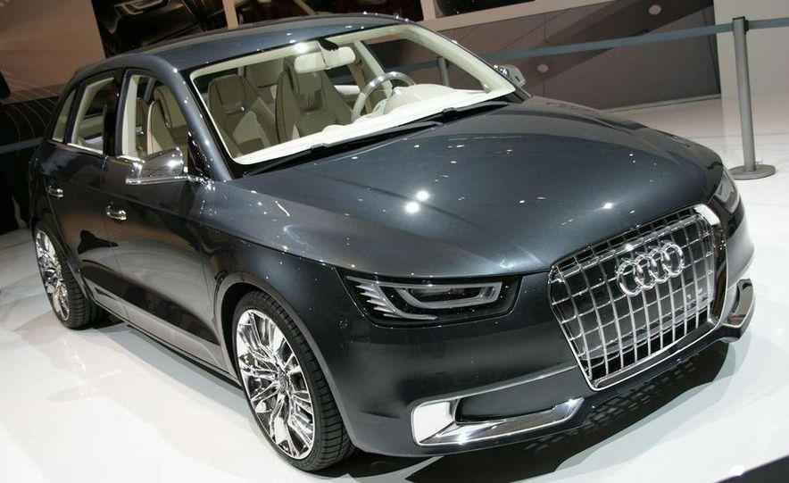 Audi A1 Sportback concept - Slide 1