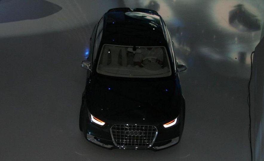 Audi A1 Sportback concept - Slide 27