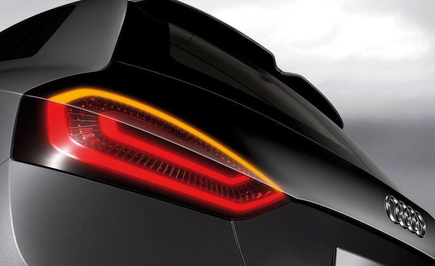 Audi A1 Sportback concept - Slide 40