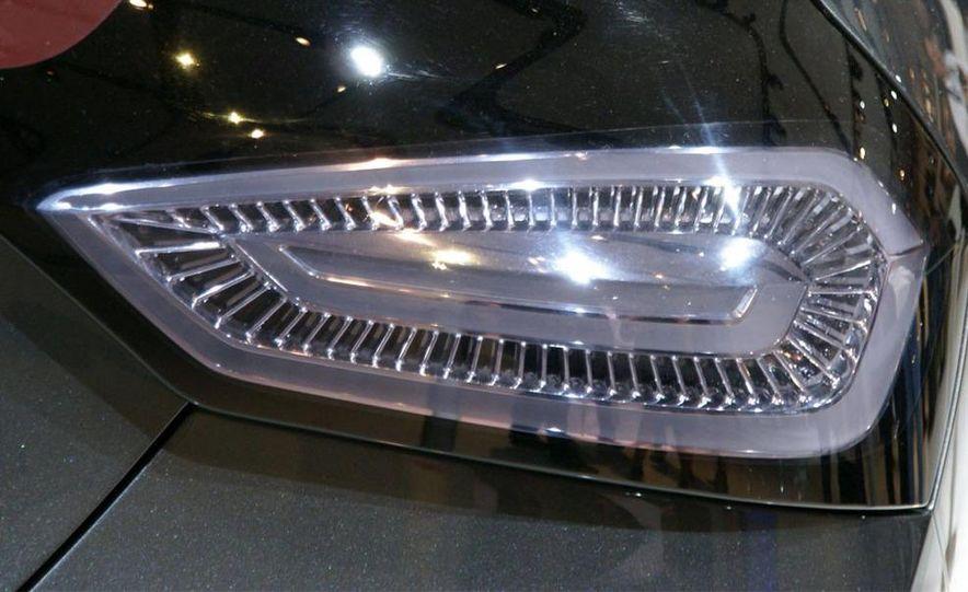 Audi A1 Sportback concept - Slide 9