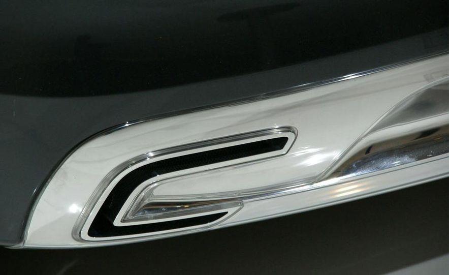 Audi A1 Sportback concept - Slide 8