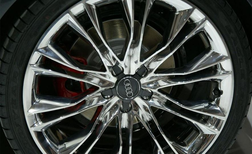 Audi A1 Sportback concept - Slide 5