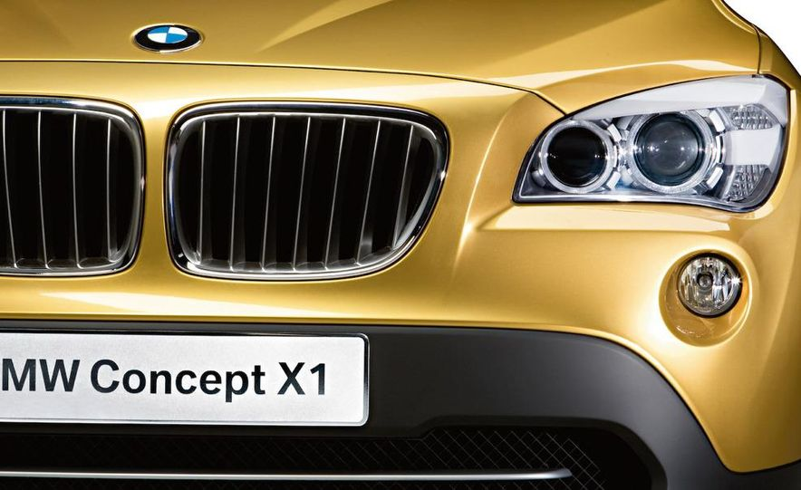 BMW Concept X1 - Slide 20