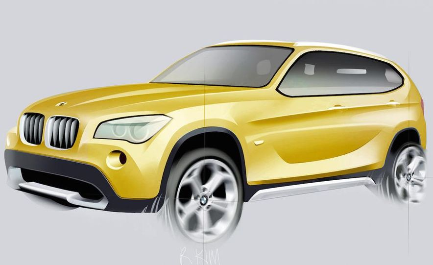 BMW Concept X1 - Slide 17