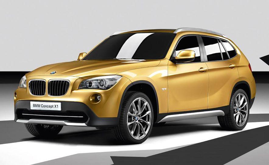BMW Concept X1 - Slide 11
