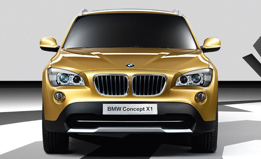 BMW Concept X1 - Slide 13