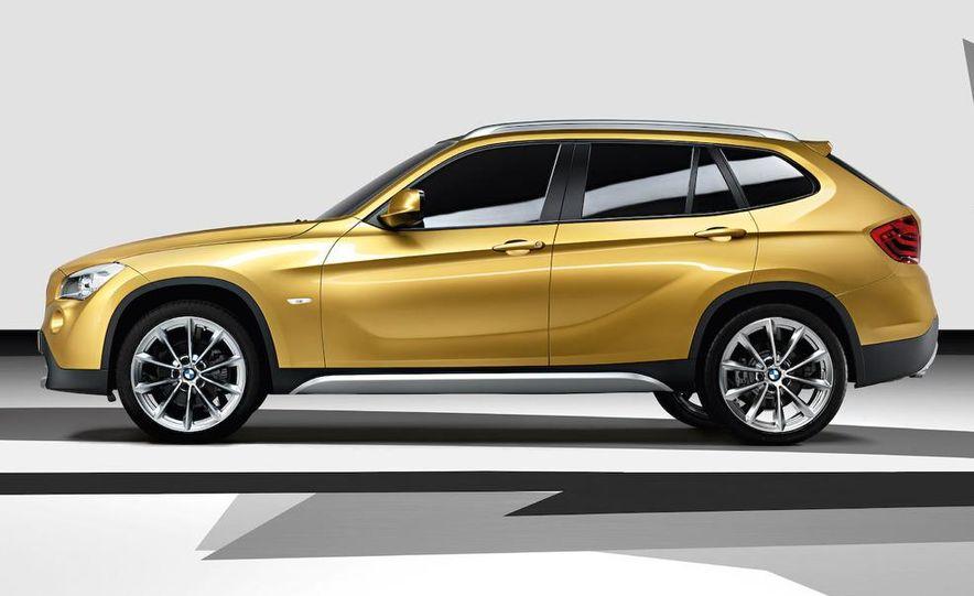 BMW Concept X1 - Slide 15