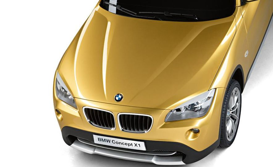 BMW Concept X1 - Slide 21