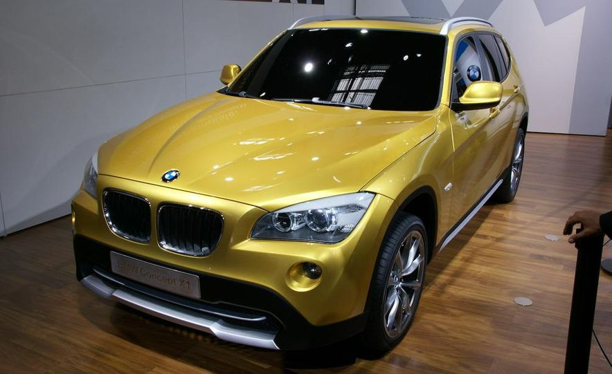 BMW Concept X1 - Slide 2