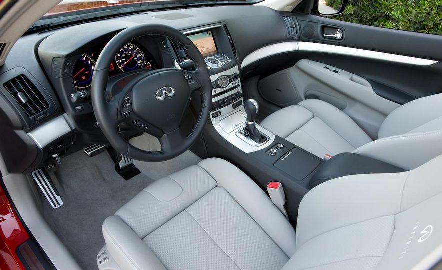 2009 Infiniti G37 Sport sedan - Slide 7