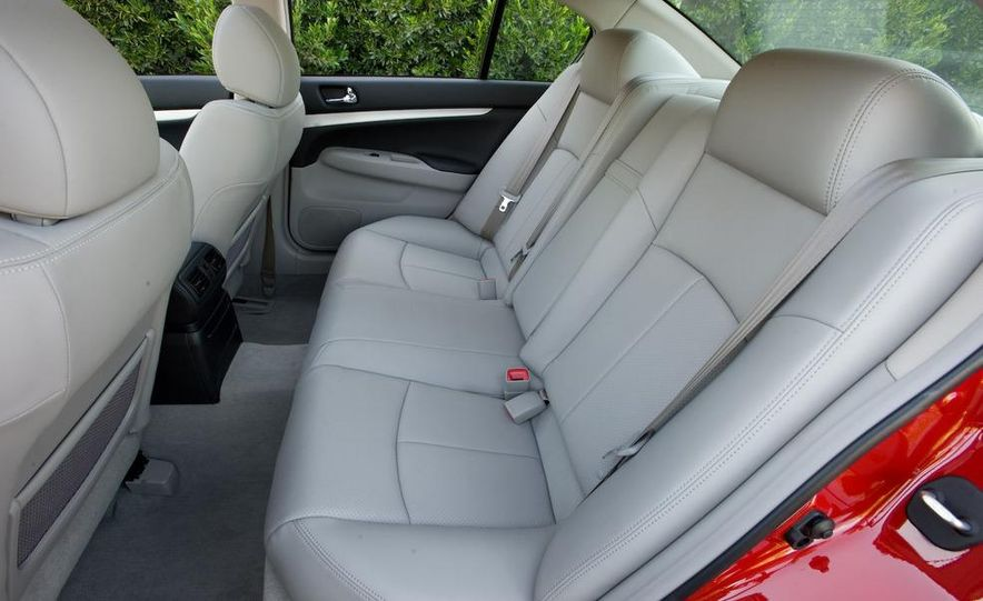 2009 Infiniti G37 Sport sedan - Slide 8