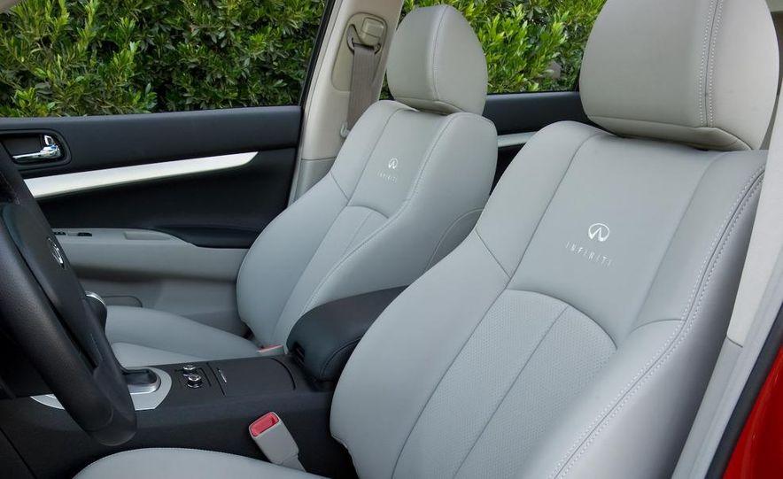 2009 Infiniti G37 Sport sedan - Slide 10