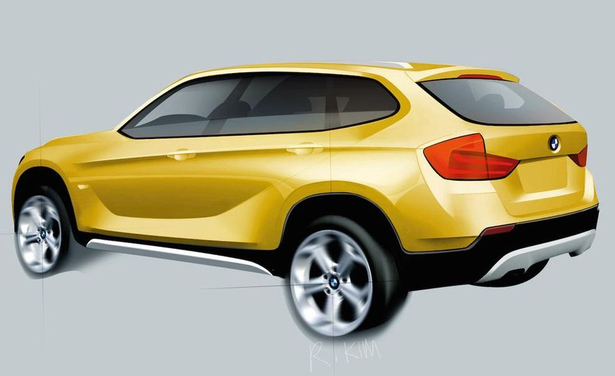 BMW Concept X1 - Slide 12