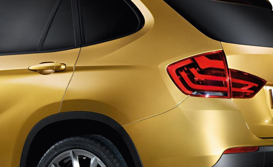 BMW Concept X1 - Slide 10
