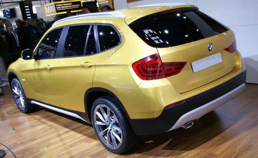 BMW Concept X1 - Slide 1